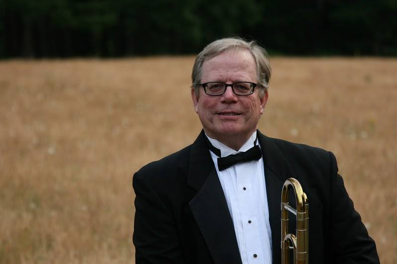 brian wilson - trombone - profile